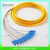Round Type SC/UPC Fiber Optic Pigtail Manufacturer