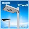 New Design 12W IP65 Garden Solar Lights For Sale with CE RoHS IEC Approved