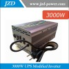 3000W/3kw Inverter 12V/24 DC To 220-240V AC Modified Wave Output 6000W Peak Power