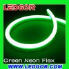 12V Green LED Neon Strip 10*23mm Flexible and Waterproof Mini LED Flex Neon