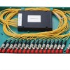Tray Type 1X16 PLC Splitter
