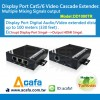 DP In HDMI Out Over IP Chainable Extender with RS- Manufacturer