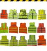 High Visibility Safety Vest Manufacturer