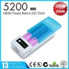 OEM Offered Suppliler 18650 Power Bank Box Ylpb-113