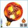 Christmas LED Lights Wedding Decorations G125 Colorful LED Edison Bulb