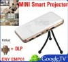 M6 Mini  DLP  LED Mobile Phone  Projector  with Wi Manufacturer