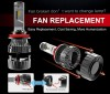 Cree LED Headlight Bulb, Auto LED Headlight with C Manufacturer