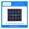 9V 1.7W Photovoltaic Solar Module Manufacturer