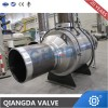 Api 6D Underground Fully Welded Trunnion Ball Valve