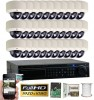 Security 32CH HD 1080P  DVR  Security System, Qr-C Manufacturer