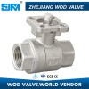 2pcs  Ball Valve  with Mounting Pad Manufacturer