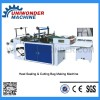 Heat Sealing and Cold Cutting Bag Making Machine Manufacturer