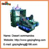 Simulator shooting machines games seek QingFeng as Manufacturer